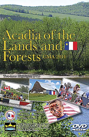 Acadia of the Lands and Forests DVD